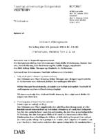 Referat afdelingsmøde 14. januar 2016 (Rettelser)