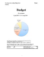Budget 2017-2018