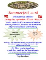 Sommerfest 2018 – Indbydelse