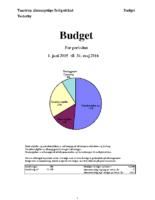 Budget 15-16